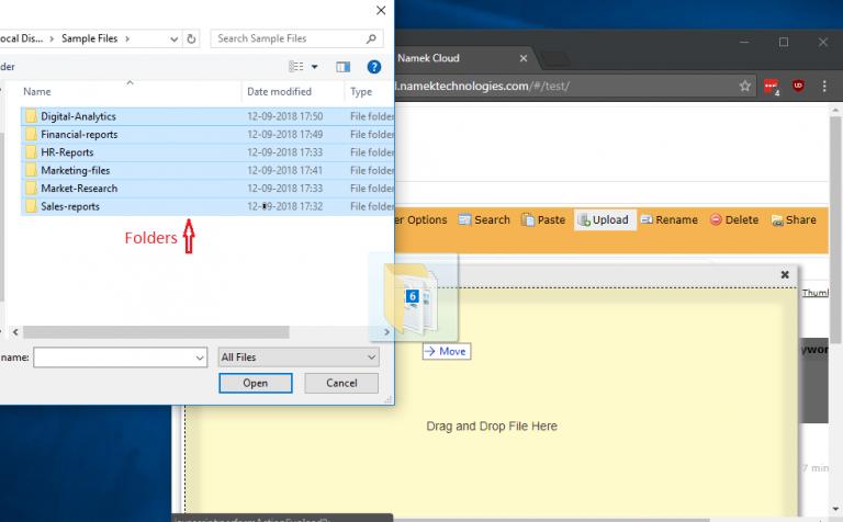 cloud-storage-service-folders